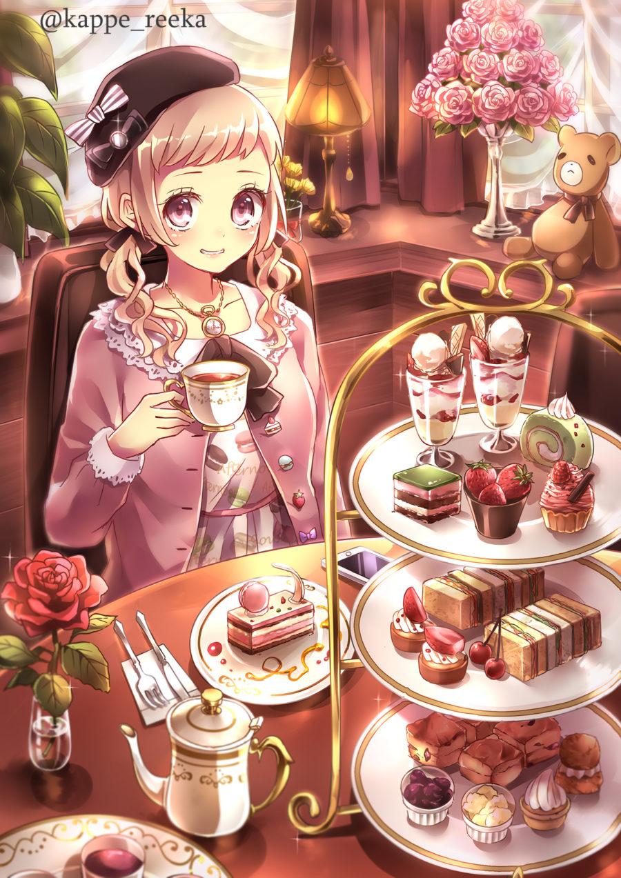 【オリジナル】afternoon tea