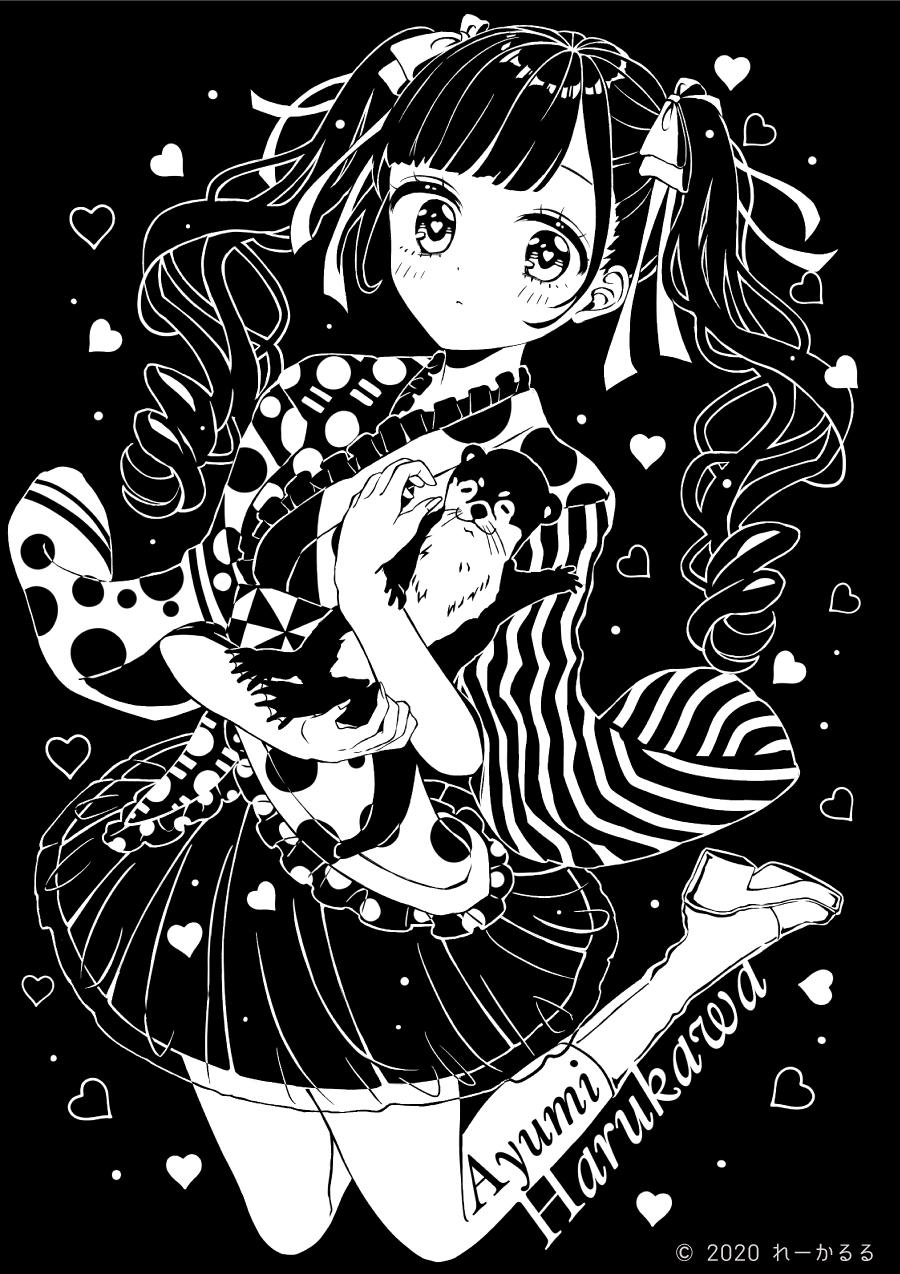 【ファン有志】アイドルTシャツデザイン