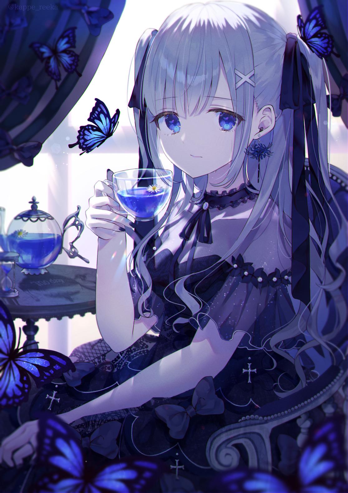 【オリジナル】胡蝶の夢
